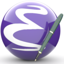 http://download.savannah.gnu.org/releases/emacs/icons/emacs5-128.png